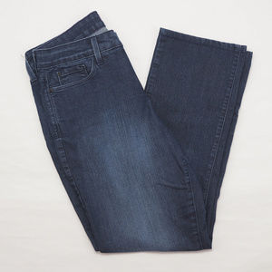 Not Your Daughters Straight Lift Tuck Sz 12 Jeans